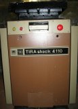 Ударный стенд TIRA SHOCK 4110 (TIRA GmbX., ГДР)